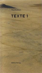 Cover von Texte 1